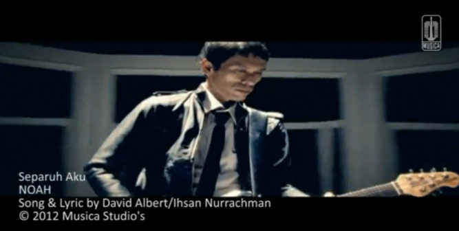 Official Video Separuh Aku Noah Band